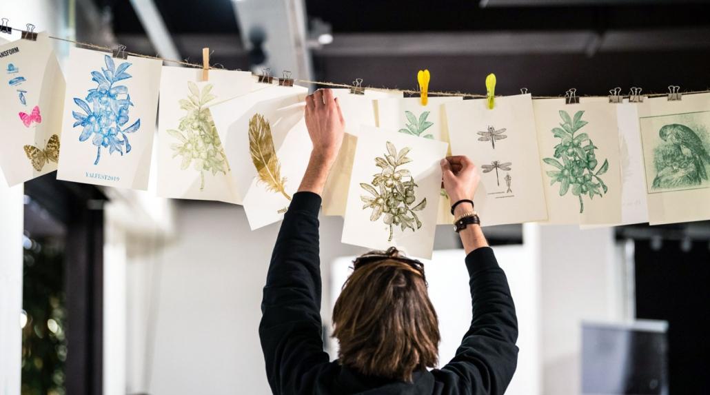 Kom Drukken Grafisch Atelier Haarlem