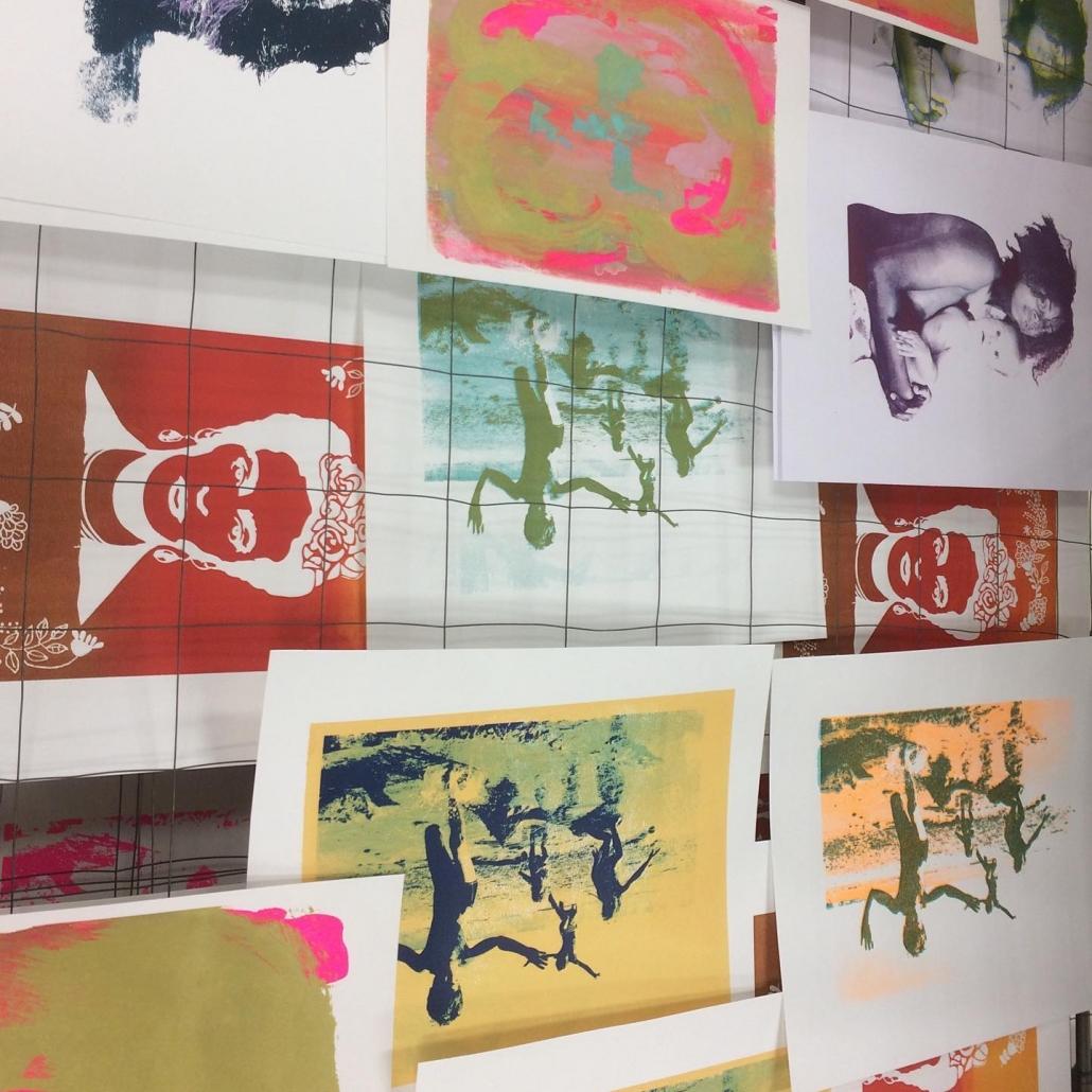 zeefdrukken Grafisch Atelier Haarlem