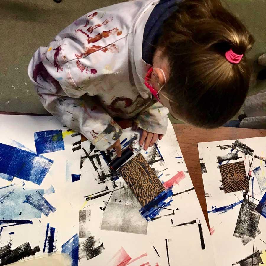 Grafisch Atelier Haarlem, educatie